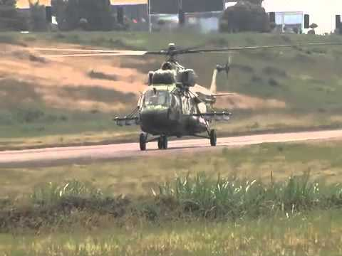Military Choppers The Ugandan Military Choppers