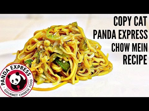 Lo mein panda express