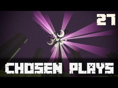 Chosen Plays Minecraft 1.13 Ep. 27 Simple Ender Dragon Battle