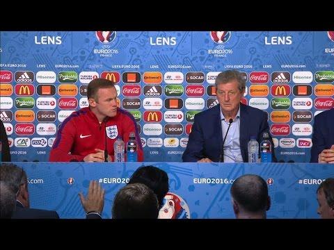 "Rooney: ""England mot Wales - inte England mot Bale"" - TV4 Sport"