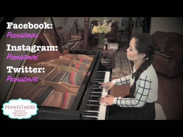 @OllyOfficial - Troublemaker ft. @Official_Flo - Piano Cover by @Pianistmiri