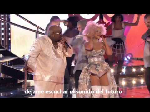 Christina Aguilera - Make The World Move