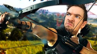 I HAVE A CROSSBOW?? | Dying Light The Following #5