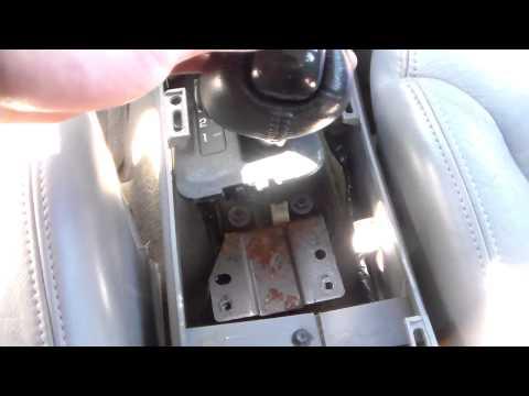 1997-03 Buick Regal climate control display repair part 1
