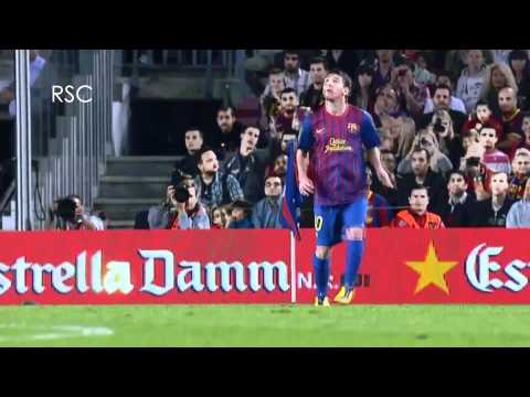 Lionel Messi is a genius mix in HD