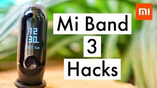 Mi Band 3 Tricks And Hacks