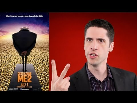 Despicable Me 2 movie review