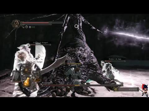 Dark Souls II - Parte 38: [Final] Trono del Querer (Vigilante y Defensor del Trono / Nashandra)