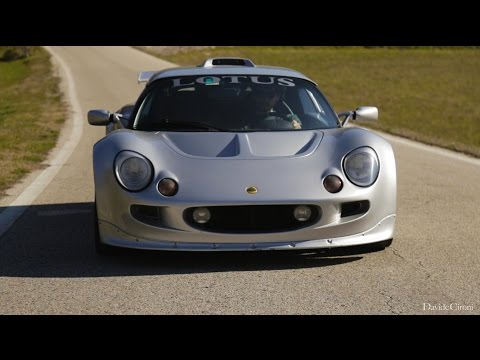 Pure sound Lotus Exige MK1 - Inserito da Davide Cironi il 24 febbraio 2016 durata 2 minuti e 48 secondi - Niente da fare.. Questa continua a maturare di anno in anno. La voce del Rover serie K tutta per voi.