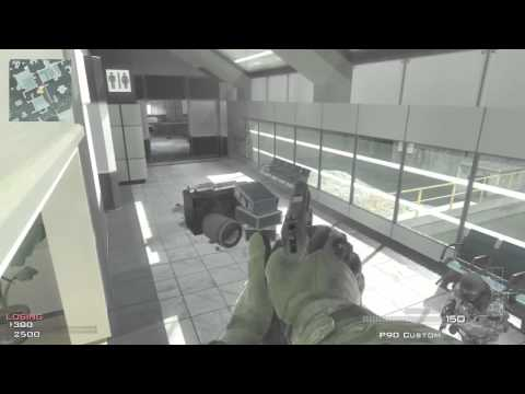 MW3 Glitches: New Shotgun Jumps On Terminal!