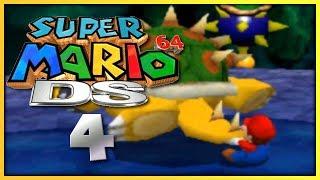 Super Mario 64 DS #4: Bowser in the dark world!