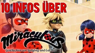 10 FACTS über MIRACULOUS | Disney Channel