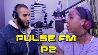 Video: Islam in the West: Interview on Pulse FM radio - Mohammed Hijab 2/2