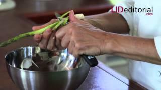 Gazpacho casero (receta f0e1cil)