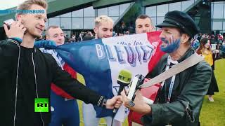 World Cup in Saint Petersburg: Best of the football & best of the view