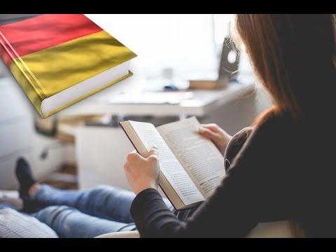 Немецкий язык для чайников! Читать на немецком, это легко