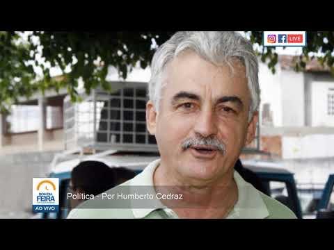 Política - por Humberto Cedraz - 13 de outubro