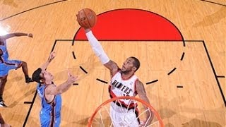 LaMarcus Aldridge Scores a Season-High 38 to Sink the Thunder!