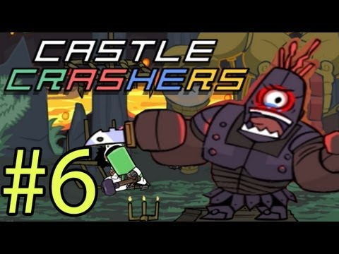 Rage Mode on! - Castle Crashers #6