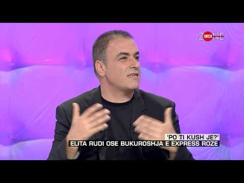 Zone e lire -  'Po ti kush je?' Elita Rudi, bukuroshja e Express Roze! (18 shtator 2015)