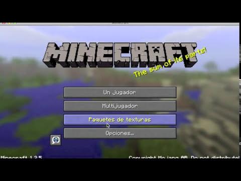 Minecraft 1.2.5 como copiar bloques