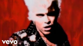 Watch Billy Idol Cradle Of Love video