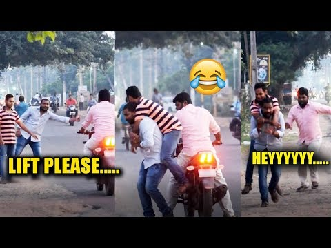 Latest Prank Videos 2018 | Telugu Comedy Videos | Telugu Latest Prank Videos | Tollywood Nagar