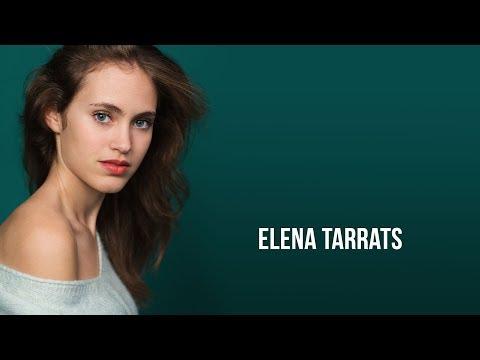 Elena Tarrats - Videobook Actriz 2018