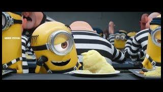 Despicable Me 3  2017 - Minions in Jail  funny Scene