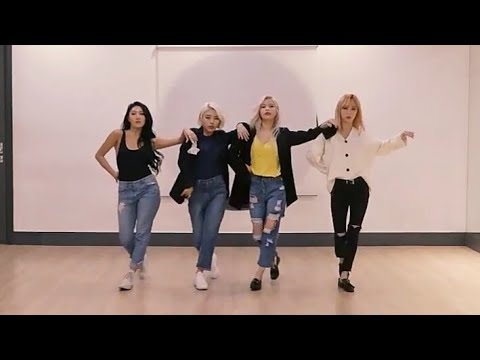 MAMAMOO(마마무) - Starry Night Dance Practice (Mirrored)