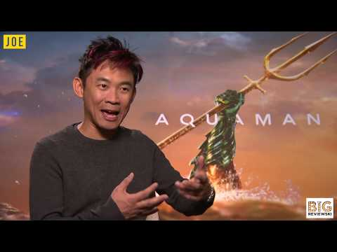 Director James Wan On Directing Aquaman & What To Expect From Annabelle 3