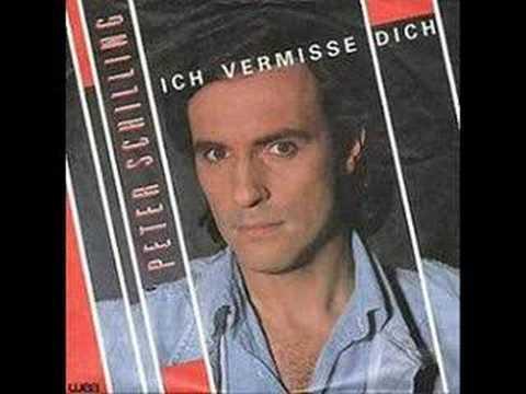 Peter Schilling - Ich Vermisse Dich
