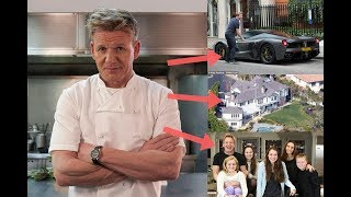 Gordon Ramsay - Luxurious Lifestyle