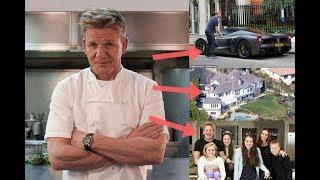 Gordon Ramsay - Luxurious Lifestyle