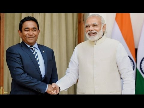 PM Narendra Modi's Speech at India-Maldives Joint Statement