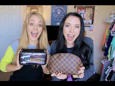 ♡ Travel Bag Must Haves & Tips w/ FleurDeForce!