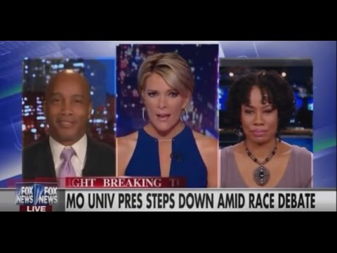 'Nobody Got Hurt!'  Fox Panel Blows Up Over Missouri Protests, Political Correctness