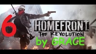 HOMEFRONT THE REVOLUTION gameplay ITA EP 6 CODICE SORGENTE by GRACE