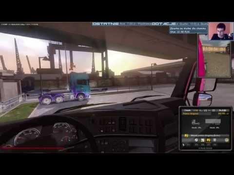 Euro Truck Simulator 2 Multiplayer LIVE #5 - Szczecin-Berlin (Alpha 0.1)