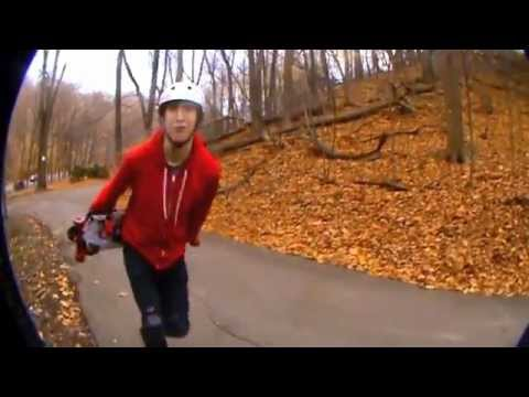 The Skate Invaders - A day at the races! (picnicskate)