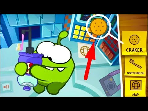 Play with OM NOM - Space journey - Find the Hidden Objects Kedoo ToonsTV