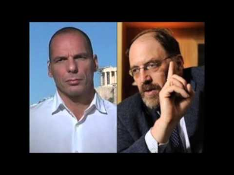 They create a desert and call it peace - Galbraith & Varoufakis