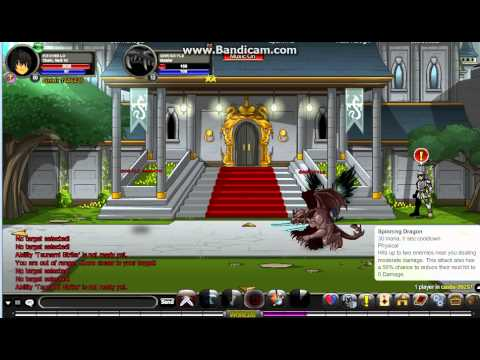 AQWorlds - Swordhaven Rep Rank 10 less than 1 Day!