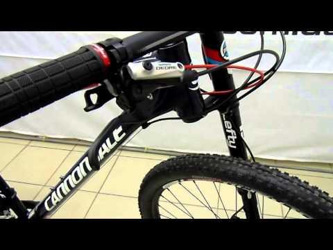 Обзор велосипеда Cannondale F