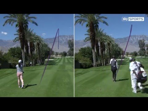 Ai Miyazato and Michelle Wie - Swing comparison