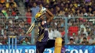IPL 8 KKR vs KXIP: Andre Russell's 36-ball 66 powers KKR to win