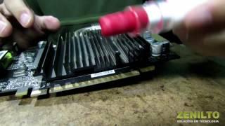 Zenilto - Dicas #12 - Limpando barramentos pci e cartuchos de video games entre outros usando batom