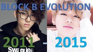 BLOCK B EVOLUTION (2011-2015)