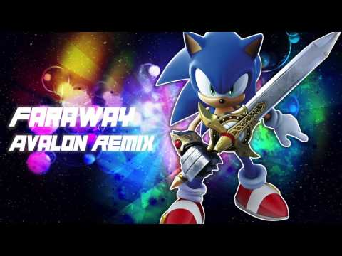 Sonic and the Black Knight Faraway Avalon Remix