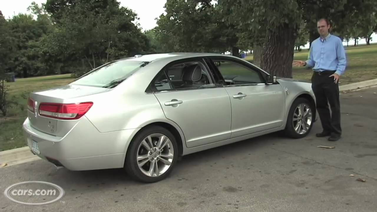 2010 Lincoln Mkz Youtube